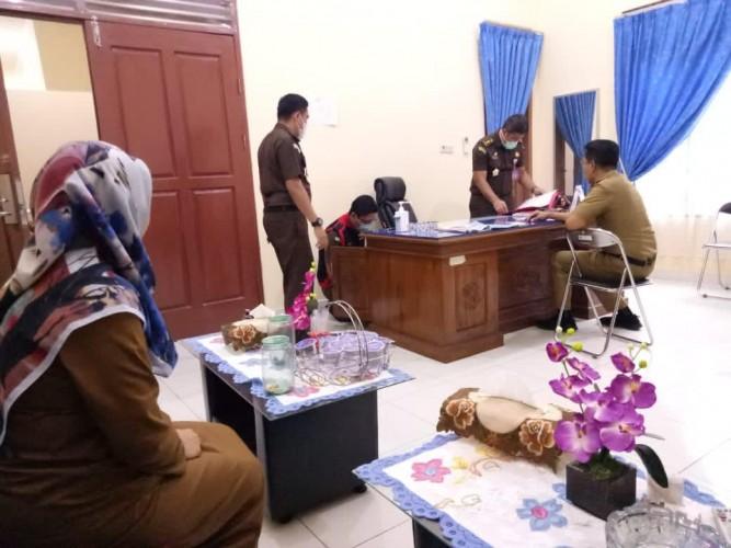 Sekkab Lamsel akan Panggil Inspektorat Terkait Penggeledahan oleh Kejati