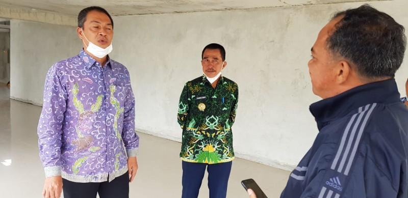 Sekkab Tubaba Sidak Kinerja Pejabat