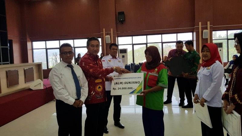Sekkot Bandar Lampung Nilai Jaminan Sosial Penting Diberikan Perusahaan ke Karyawan