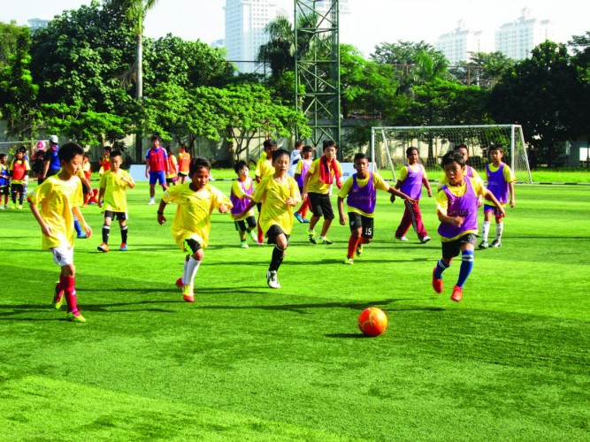 Sekolah di Lamsel Diimbau Tak Laksanakan Pelajaran Olahraga Siang Hari