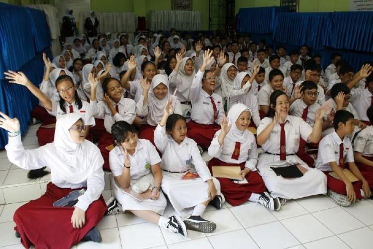 Sekolah Secara Tatap Muka Dinilai Masih Berisiko Tinggi