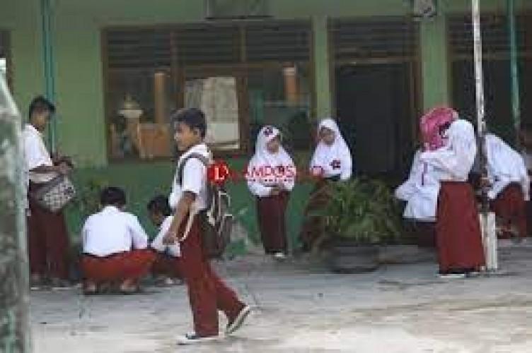 Sekolah yang Gelar PTM di Pringsewu Terus Bertambah