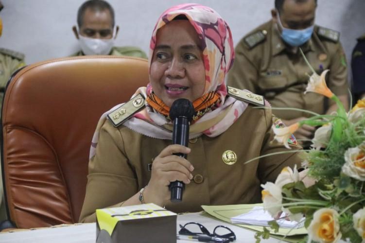 Sekretaris Diskominfotik Lampung Antri Astuti Meninggal Dunia