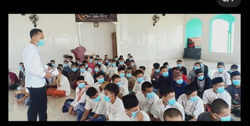 Selama Pandemi, LPKA Bandar Lampung Terapkan 3M
