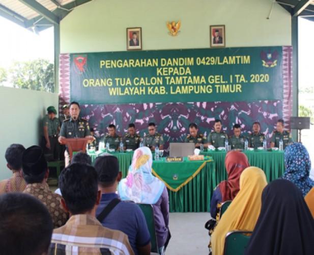 Seleksi Penerimaan Prajurit TNI AD Gratis