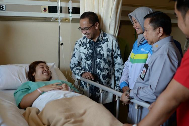 Selesai Asian Games, Tim Indonesia Tetap Dilindungi BPJS Ketenagakerjaan