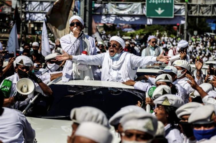 Seluruh Berkas Lengkap, Rizieq Shihab Segera Disidangkan