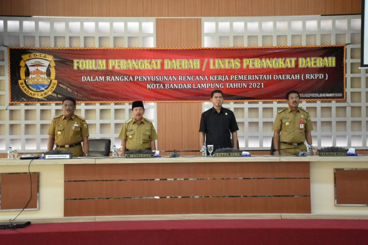 Seluruh Jalan Lingkungan di Bandar Lampung Akan Diperbaiki Tahun Depan