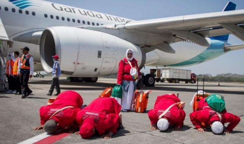 Seluruh Jemaah Haji Gelombang I Sudah Tinggalkan Mekkah