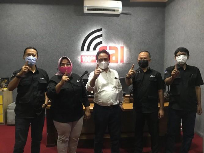 Semangat Baru Radio SAI 100 FM