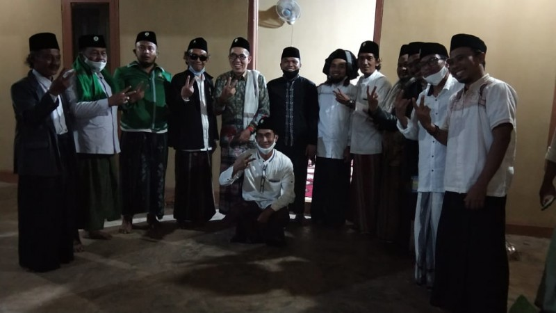 Sembilan Cucu Pendiri Nahdatul Ulama DukungZaiful Bokhari-Sudibyo