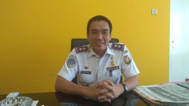 Sembuh dari Covid-19, Kadishub Bandar Lampung Mulai Ngantor