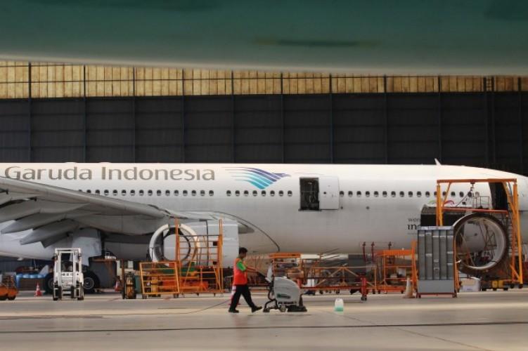 Sempat Cabut Logo, Garuda-Sriwijaya Kembali Rujuk