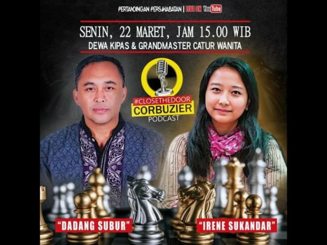 Sempat Viral, Dewa Kipas Tantang Grand Master Indonesia
