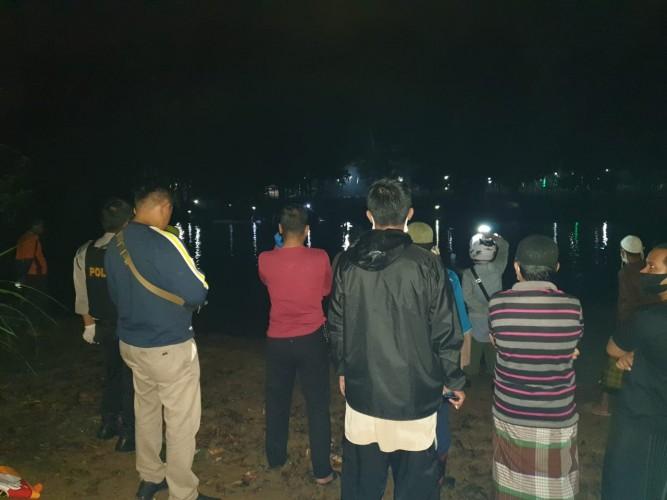 Seorang Pelajar Tewas Tenggelam di Irigasi Dam Raman
