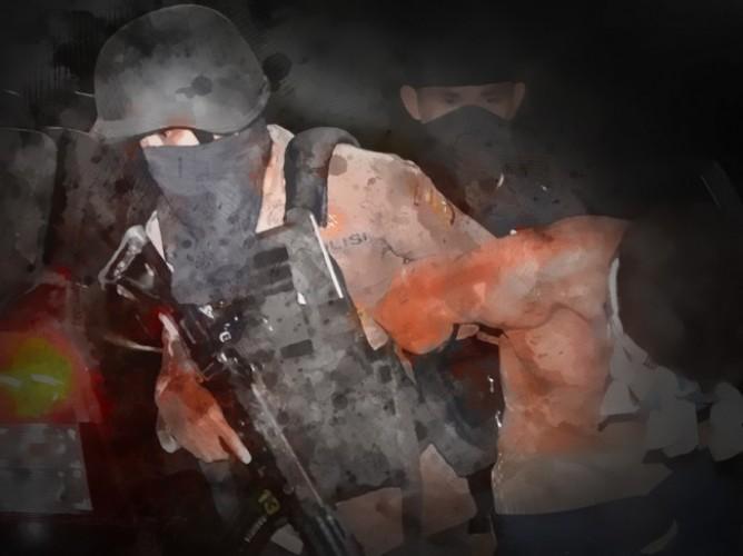 Seorang Polisi Tertembak saat Kontak Senjata dengan KKB di Papua