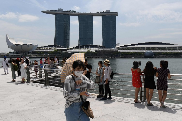 Seorang WNI di Singapura Sembuh dari Korona