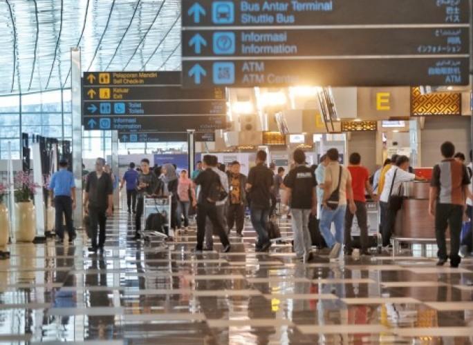 Sepanjang Oktober Jumlah Kunjungan Turis ke Indonesia Naik 4,57 Persen