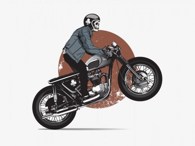Sepeda Motor Warga Karanganyar Raib di Teras Rumah