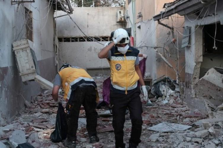 Serangan Artileri di Sebuah Rumah Sakit Suriah Tewaskan 18 Orang