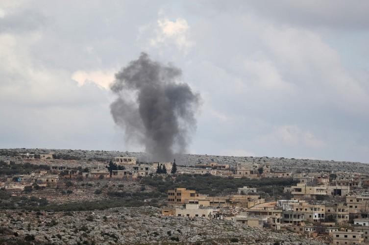 Serangan Drone Turki Tewaskan 19 Prajurit Suriah