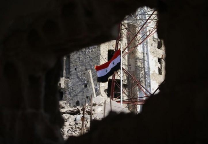 Serangan Udara ke Wilayah Suriah, 54 Warga Tewas