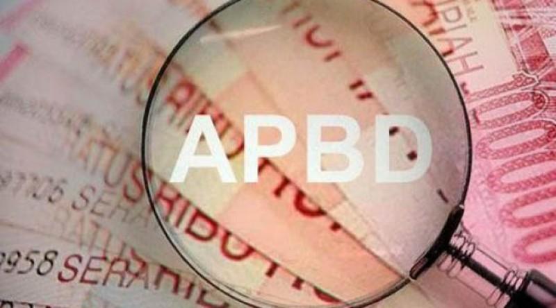 Serapan APBD Lamsel Baru 35, 64 Persen