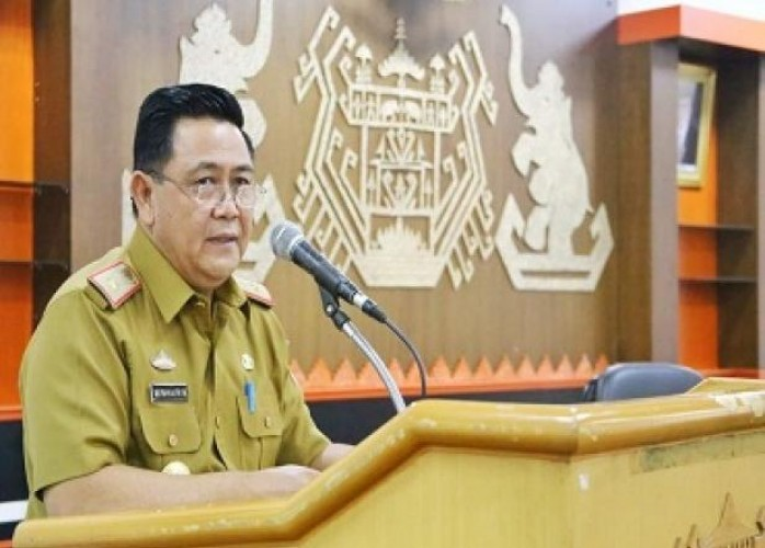 Serapan APBD Semester I Pemprov Lampung Baru Terealisasi 32%