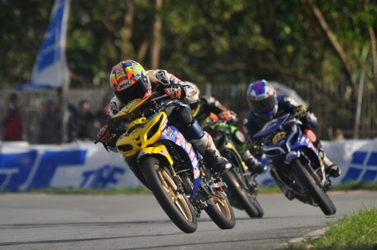 Seri ke-6 Yamaha Cup Race 2018 Digelar di Pontianak