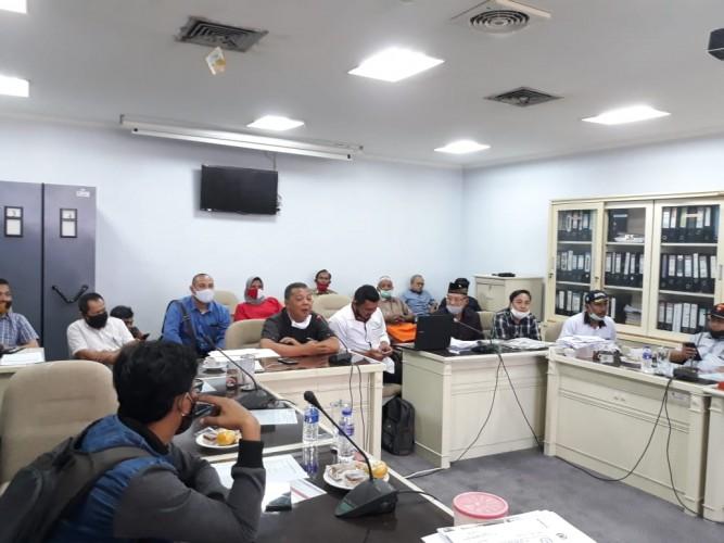 Sertifikat Tanah Tak Kunjung Dibagikan, Warga Kampung Cempaka Putih Mengadu ke DPRD Lampung