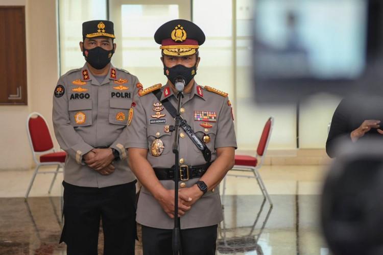 Sertijab Kapolda Lampung Digelar Pekan Depan