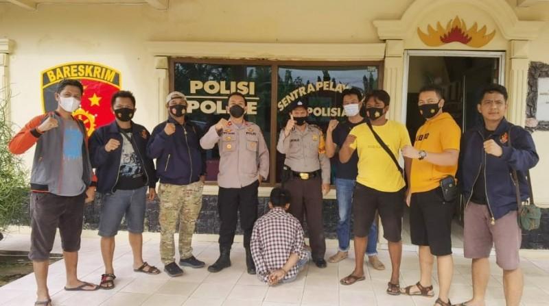 Setahun Buron di Tuba, Pembobol Rumah Ditangkap di Mesuji