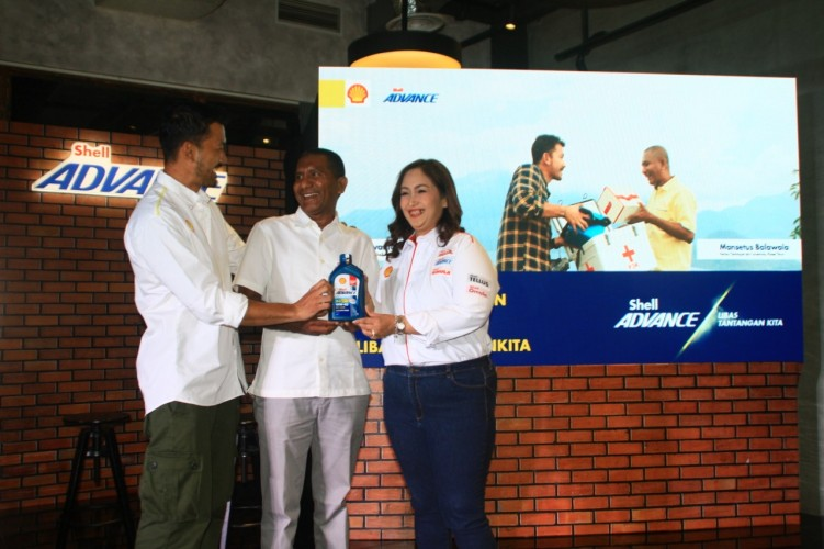 Shell Advance Luncurkan Kampanye Libas Tantangan Kita