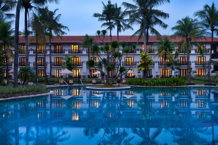 Sheraton Hotel Hadikan Promo Kamar Deluxe Garden