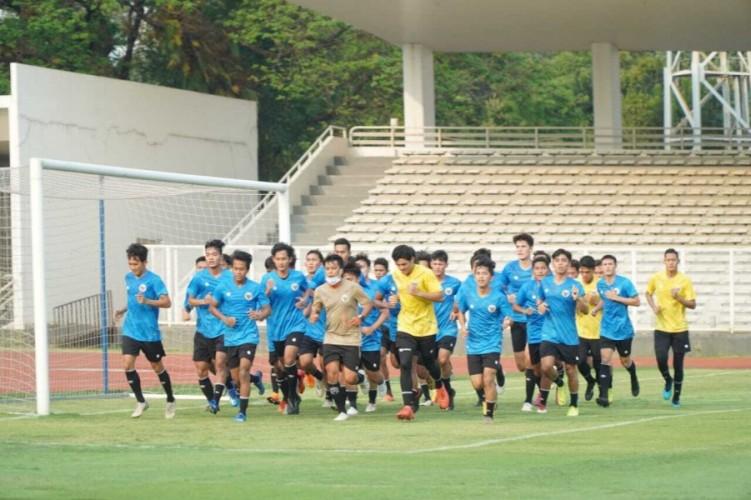 Shin Tae-yong Fokus Persiapkan Timnas Indonesia untuk SEA Games 2021