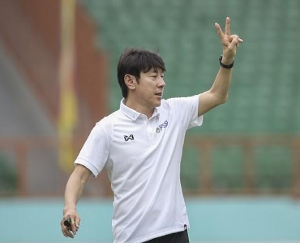 Shin Tae-Yong Ingin Gelar TC Timnas Garuda di Korsel