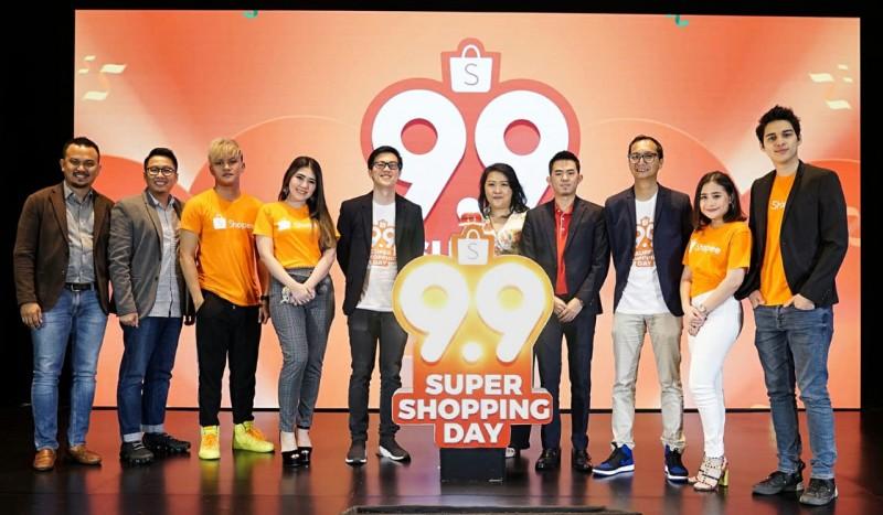 Shopee Kampanyekan 9.9 Super Shopping Day