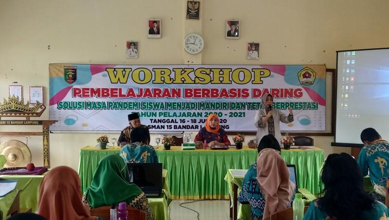 Siapkan Pembelajaran Daring Lewat Workshop