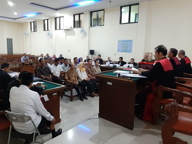 Sidang Kasus Korupsi RSUD Pesawaran Hadirkan 11 Saksi