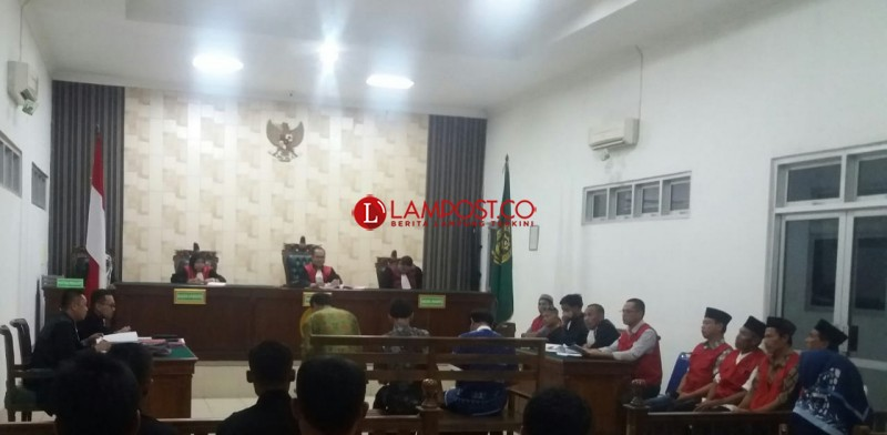 Sidang Kasus Perusakan antara PT Elders dan Warga Hadirkan Saksi Ahli