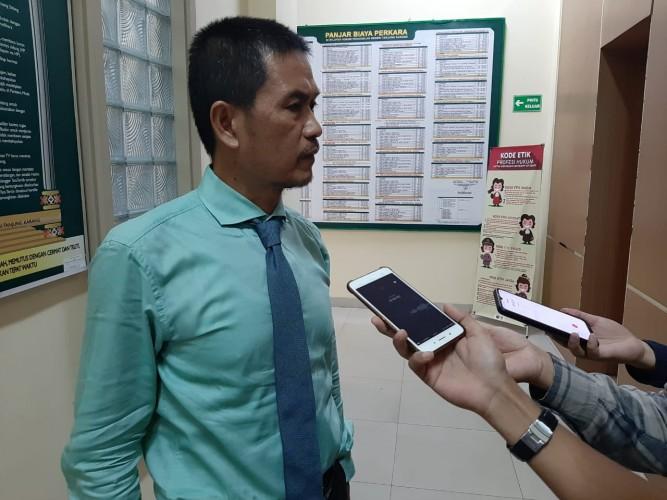 Sidang Tuntutan Kasus Fee Proyek Lampura Digelar 9 Juni