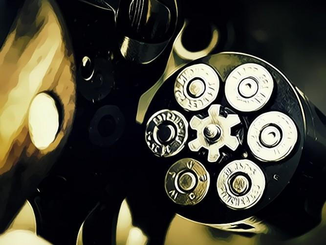 Siger Shooting Club Serahkan Senpi Ilegal