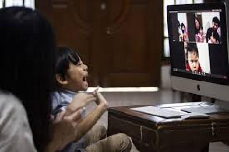 Silaturahim Virtual Menjaga Keharmonisan