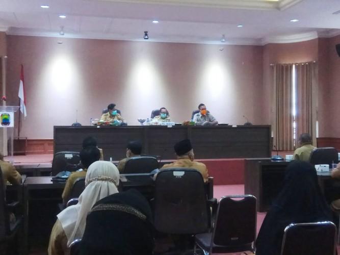 Silaturahmi Pjs Bupati Lamsel Dilakukan Bertahap