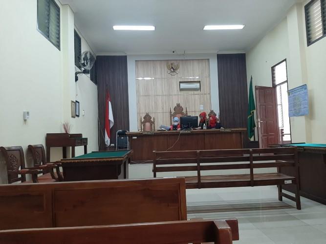Simpan Sabu, Pemuda Asal Bumiwaras Dituntut 7 Tahun Penjara