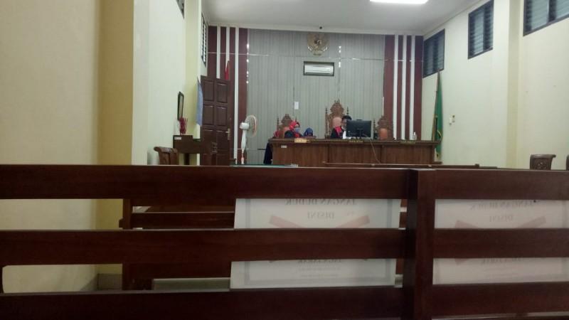 Simpan Sabu, Warga Kotakarang Divonis Penjara 6 Tahun