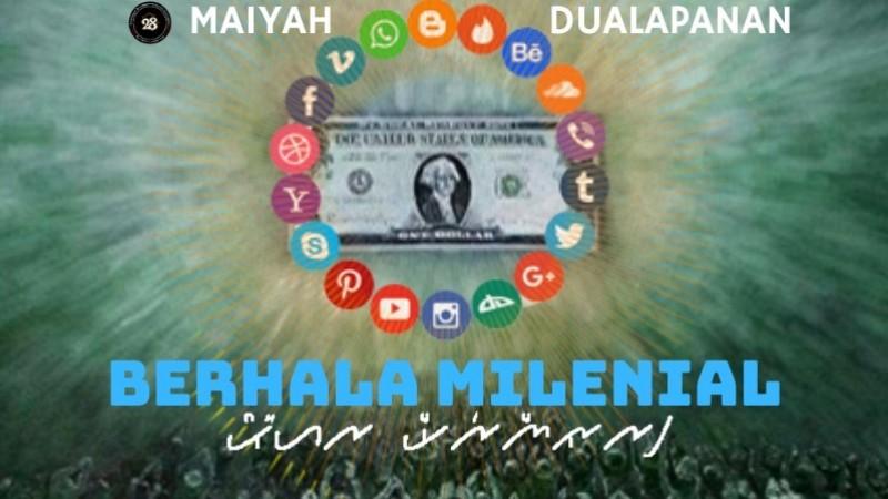 `Sinau` Bareng Fenomena Berhala Milenial di Maiyah Dualapanan