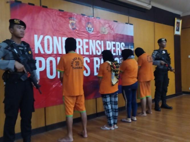 Sindikat Perdagangan Manusia di Bogor Terbongkar