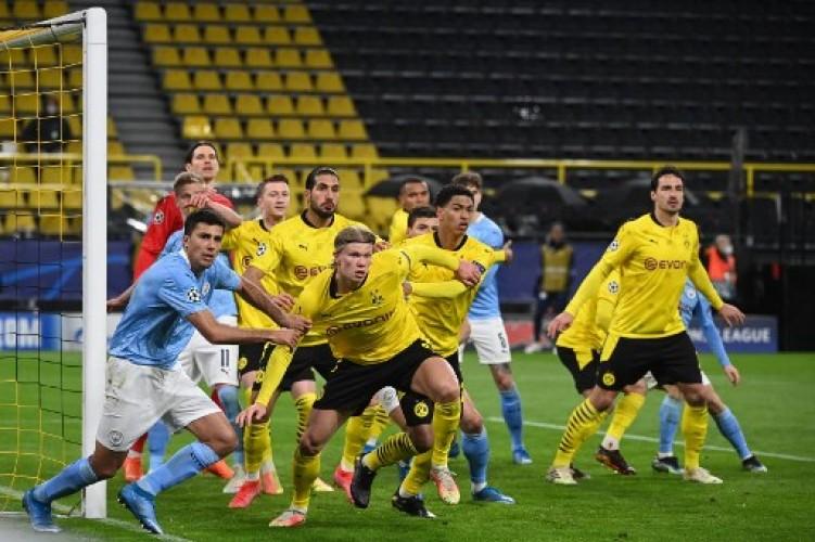 Singkirkan Dortmund, City Melenggang ke Semifinal