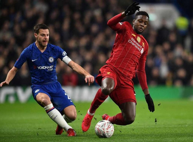 Singkirkan Liverpool, Chelsea ke Babak Keenam Piala FA